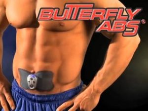 Butterfly abs